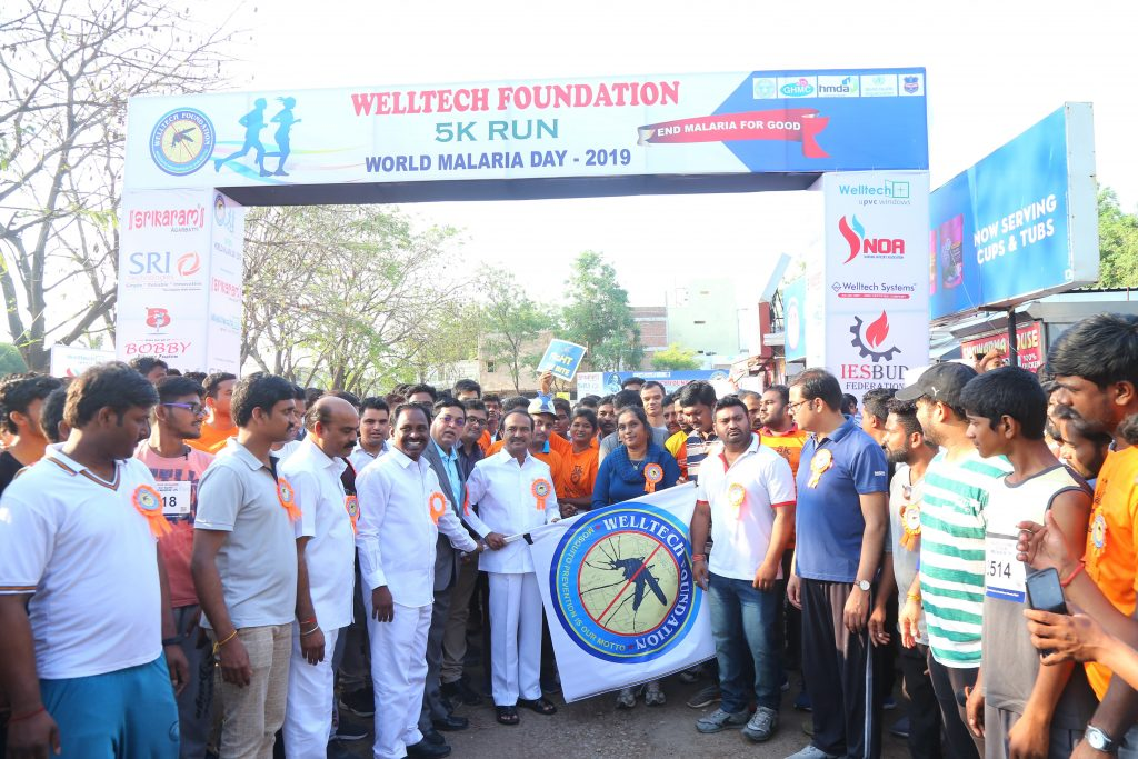 Guests At 5K Run Welltech foundation (118)
