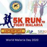 2020 Marathon World Malaria Day Welltech Foundation